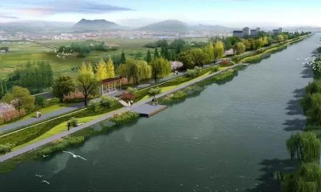 Beijing jiuan construction - sihong county township and village sewage treatment project -54