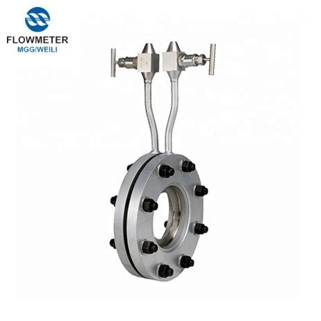 Высокая точность SS304 4-20mA газ пластина с отверстием