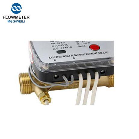 Измеритель потока жидкости измерения Ультразвуковые устройства тепла