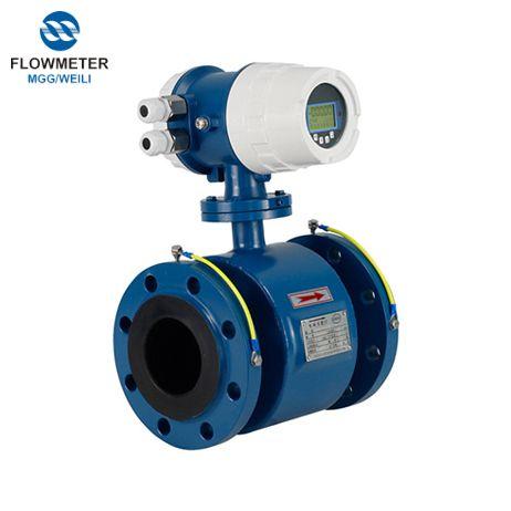 DN65 калибра сточных вод механические кислоты расходомер жидкости